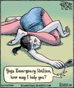 yogafunny